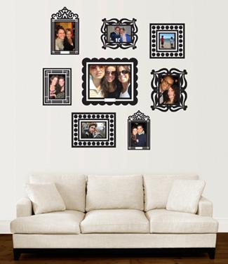 """Set of 2 Elite Poster Frames - Black (18x24"""") : Target"""